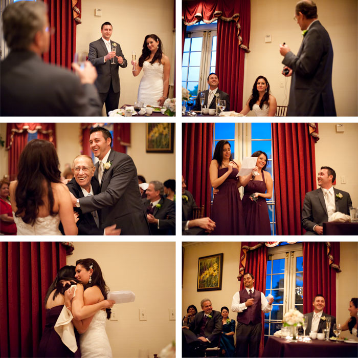 Toasts Laura + Paul | Raleigh, NC Wedding