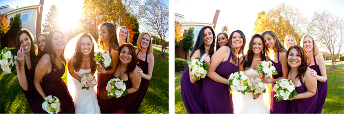 bridesmaids Seth + Natalies Wedding! | Raleigh, NC