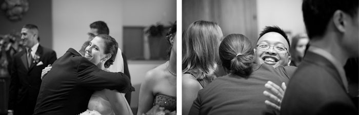 hugs Laura + Paul | Raleigh, NC Wedding