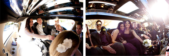 limo Seth + Natalies Wedding! | Raleigh, NC