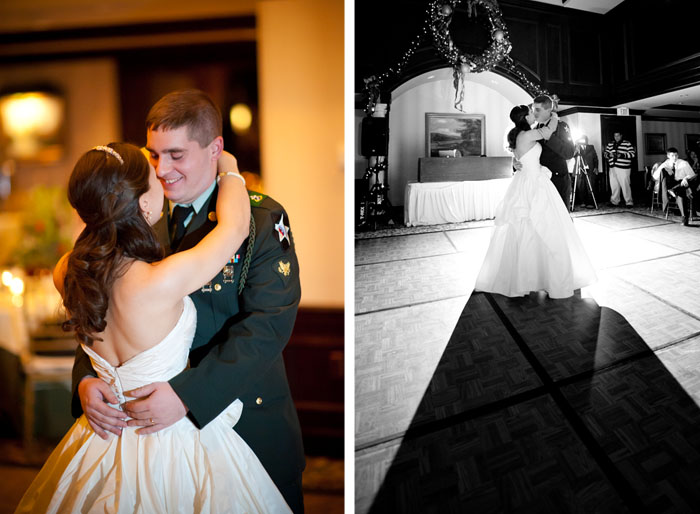 first dance1 Dottie + Zack | Raleigh, NC Wedding