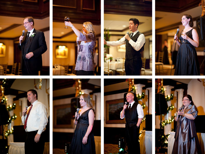 toasts1 Dottie + Zack | Raleigh, NC Wedding