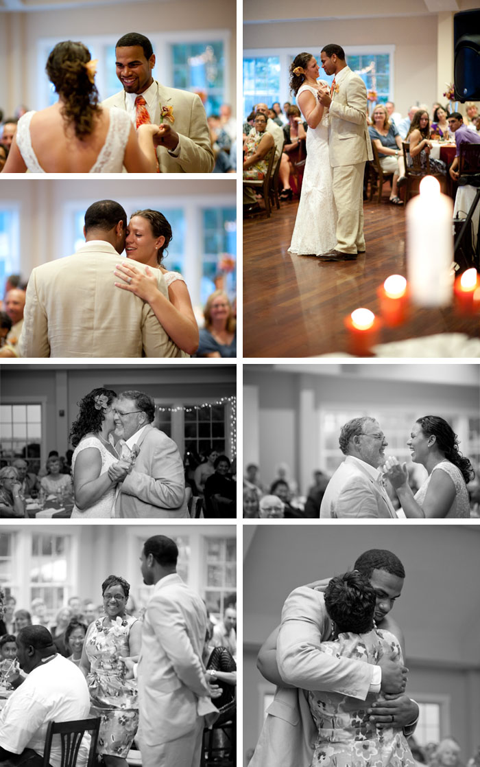 parent dances Kara + Joshua | Southport, NC Wedding