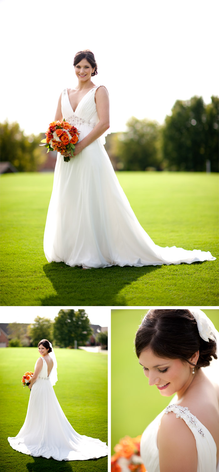 bride1 Jessica + Sam | Clemmons, NC Wedding