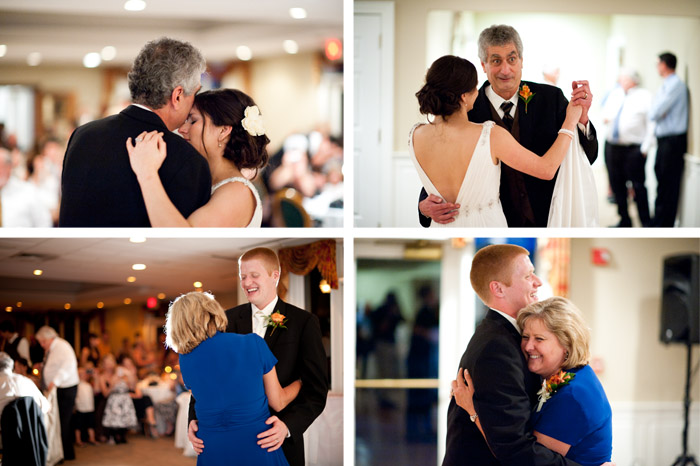 parent dance Jessica + Sam | Clemmons, NC Wedding