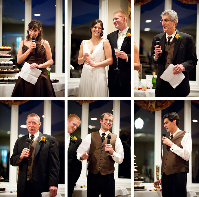toasts3 Jessica + Sam | Clemmons, NC Wedding