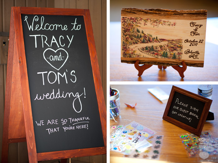 welcome Tom + Tracy | Asheville, NC Wedding
