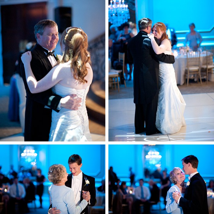 parent dances Jillian + Charles | Garner, NC Wedding