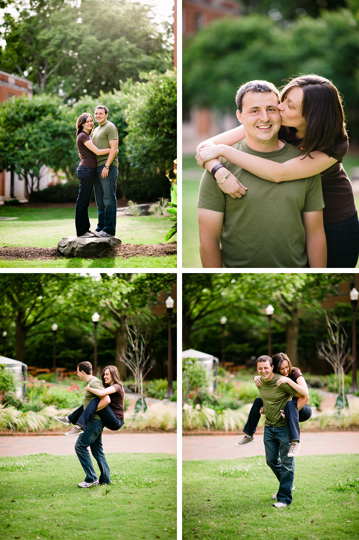 engagement Stacy + Derek | Raleigh, NC Engagement