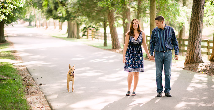 Nashville Photographer 11 Cindy + Per | Nashville, NC Engagement