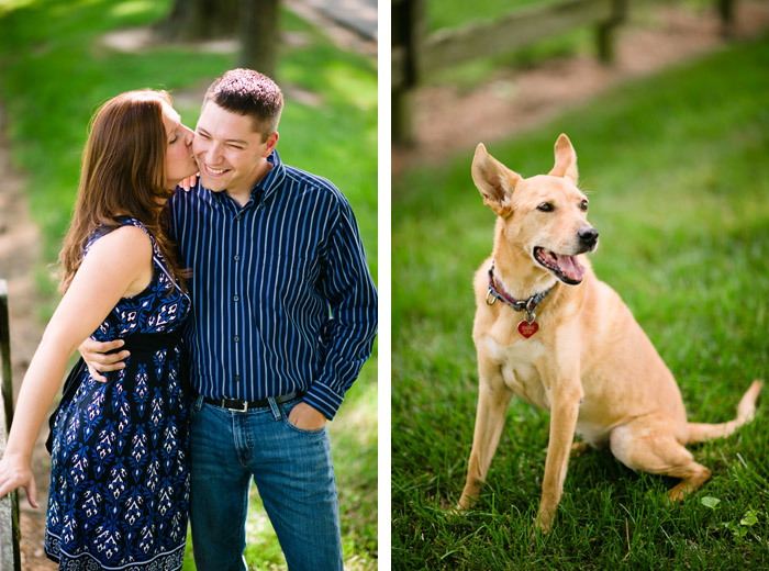Nashville engagement Cindy + Per | Nashville, NC Engagement