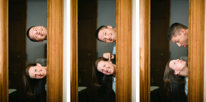 doorway Cindy + Per | Nashville, NC Engagement
