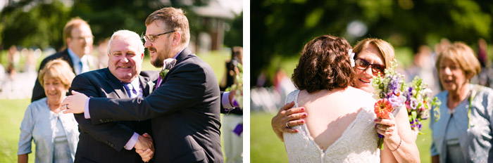 hugs Andrea + Hugh | Durham, NC Wedding