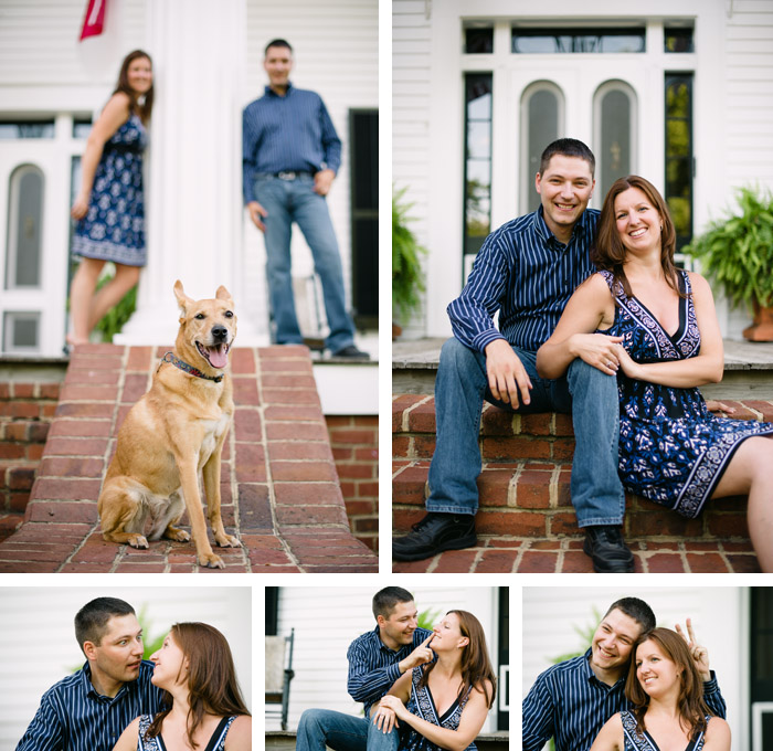 rose hill engagement Cindy + Per | Nashville, NC Engagement