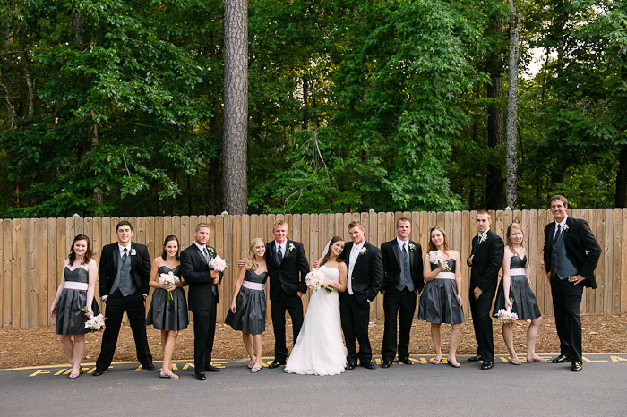 Highgrove Wedding 111 Tiffany & John | Fuquay Varina, NC Wedding