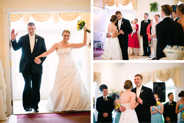 first dance1 Sarah + Alden | Louisburg, NC Wedding