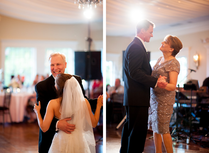 parent dances Tiffany & John | Fuquay Varina, NC Wedding
