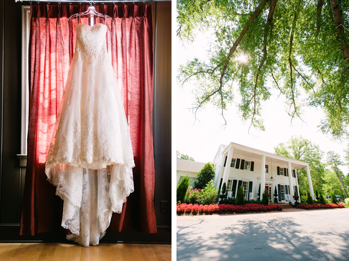 wedding dress Tiffany & John | Fuquay Varina, NC Wedding