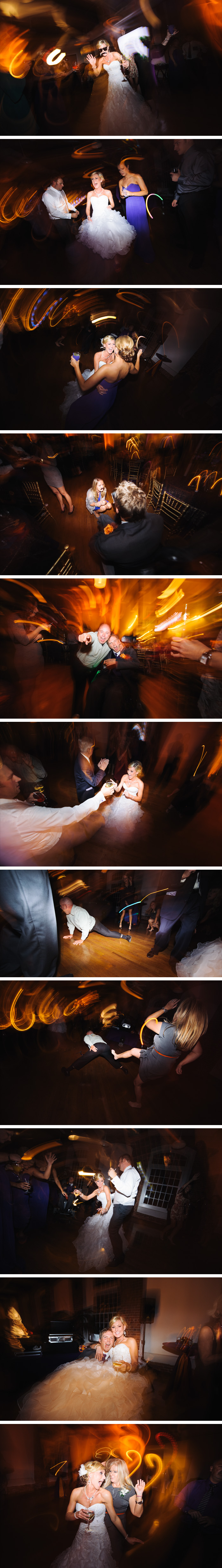 dancing 1 Stacey + Patrick | Greensboro, NC Wedding