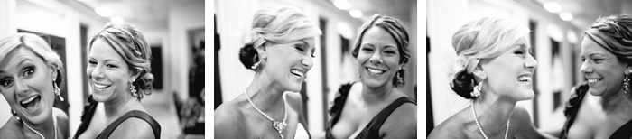 laughs Stacey + Patrick | Greensboro, NC Wedding