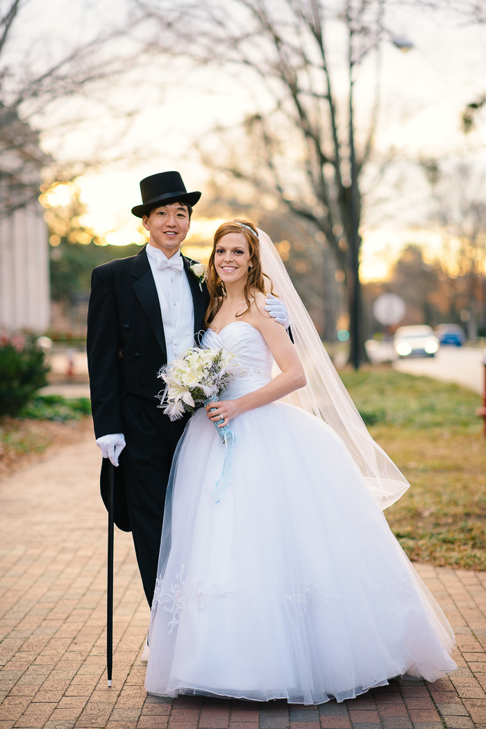 UNC wedding 109 Charlotte + Tony | Chapel Hill, NC Wedding