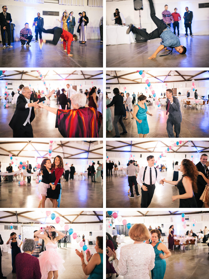 dancing 1 Elizabeth + Juan | Raleigh, NC Wedding