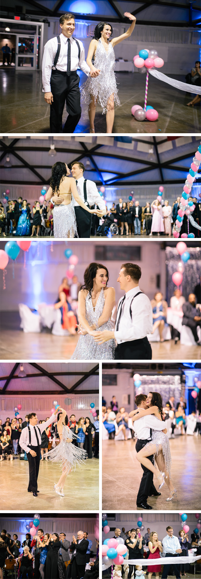 first dance Elizabeth + Juan | Raleigh, NC Wedding