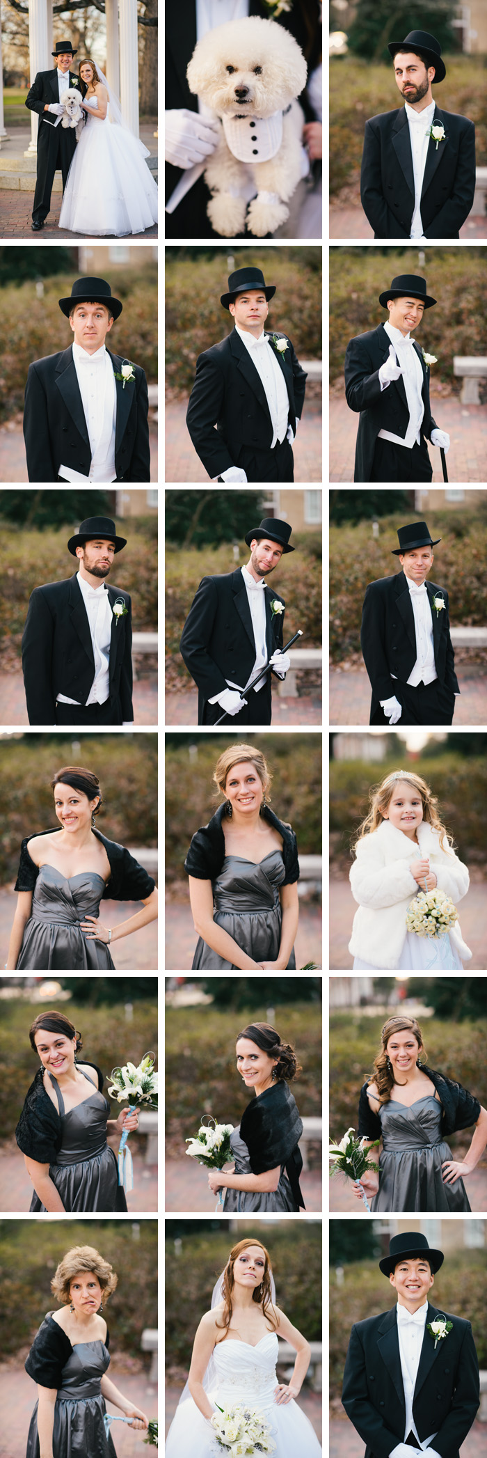individuals Charlotte + Tony | Chapel Hill, NC Wedding