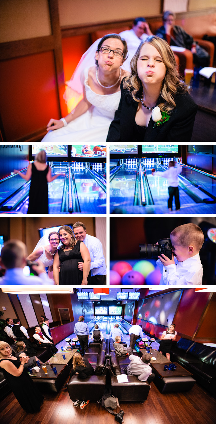 bowling 2 Amy & Andy | Raleigh, NC Wedding
