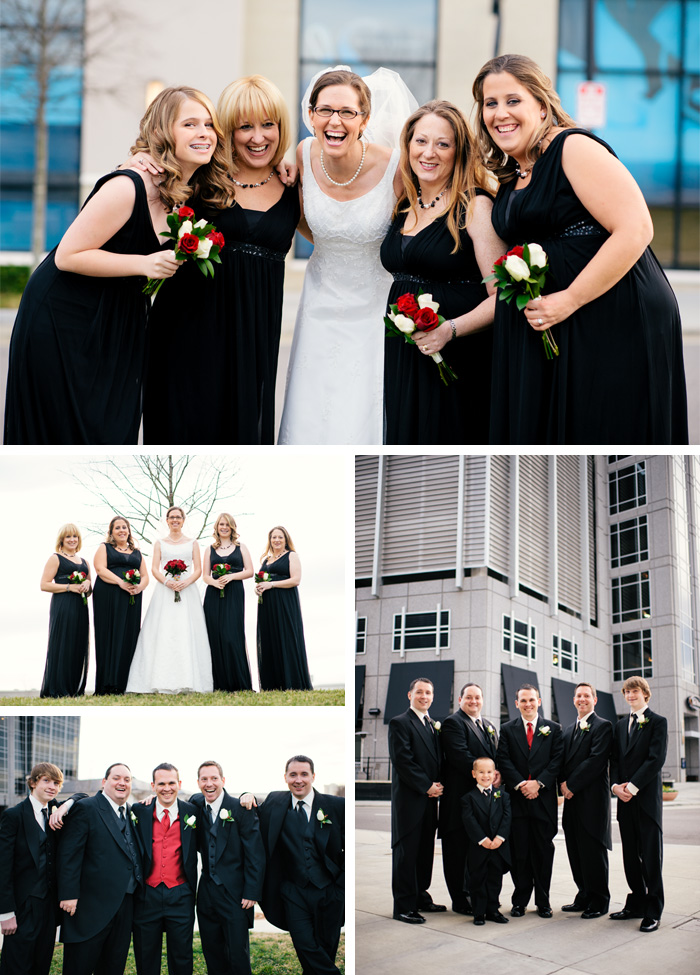 formals Amy & Andy | Raleigh, NC Wedding