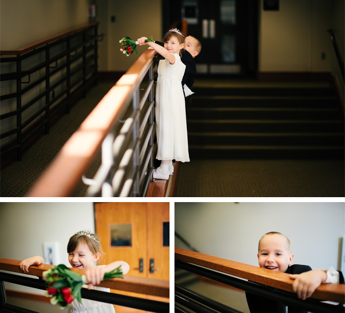 kids Amy & Andy | Raleigh, NC Wedding
