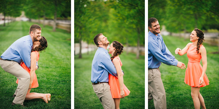 asheville engagement session Elizabeth + Oliver | Asheville, NC Engagement